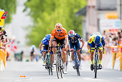 May 20, 2018 - Lillehammer, NORWAY - 180520 Jeroen Meijers of the Netherlands during the last stage of the Tour of Norway on May 20, 2018 in Lillehammer..Photo: Jon Olav Nesvold / BILDBYRÃ…N / kod JE / 160254 (Credit Image: © Jon Olav Nesvold/Bildbyran via ZUMA Press)