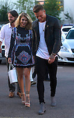 Exclusive - Olivia and Alex out for Mums birthday