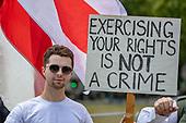 Britain Belarus Protests