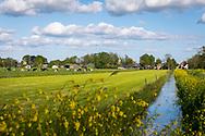 11-05-2020: Oldelamer, Weststellingwerf - zicht op Oldelamer