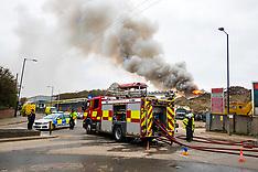 2021-04-01_Sheffield Scrap Yard Fire
