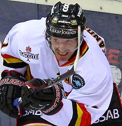 17.12.2011, Albert Schultz Halle, Wien, AUT, European Trophy, Jokerit vs Lulea Hockey, im Bild Jan Sandstroem, (Lulea Hockey, #7) , EXPA Pictures © 2011, PhotoCredit: EXPA/ T. Haumer