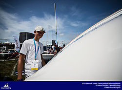 The 49th edition of the Hempel Youth Sailing World Championships will see over 400 sailors from 66 nations. Gdynia, Poland is hosting the 2019 Youth Worlds from 13-20 July 2019.