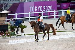 Jurado Servero, ESP, Fendi T<br /> Olympic Games Tokyo 2021<br /> © Hippo Foto - Dirk Caremans<br /> 21/07/2021