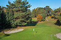 BILTHOVEN - Golf - Hole 9, Golfpark De Biltse Duinen.  COPYRIGHT KOEN SUYK