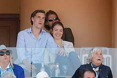 Monaco: Princess Alexandra of Hanover And Boyfriend At Monte-Carlo Masters 22 April 20177