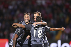 October 22, 2017 - Porto, Aves, Portugal - Benfica's Switzerland forward Haris Seferovic  (Credit Image: © Dpi/NurPhoto via ZUMA Press)