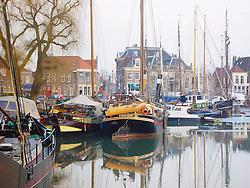 Enkhuizen harbour
