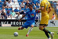 Liam Hogan. Stockport Coiunty FC 0-1 Hartlepool United FC. Vanarama NAtional League Play-off Semi-final. Edgeley Park. 13.6.21
