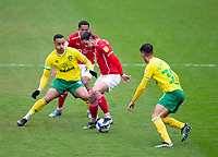 Football - 2020 / 2021 Sky Bet Championship - Barnsley vs Norwich City - Oakwell<br /> <br /> Callum Brittain of Barnsley in action<br /> <br /> Credit :COLORSPORT/BRUCE WHITE
