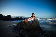 Model Gio, Maui Hawaii