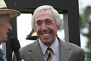 England goalkeeping legend, Gordon Banks during Uttoxeter Races at Uttoxeter Racecourse, Uttoxeter, United Kingdom on 30 July 2017. Photo by John Potts.