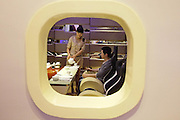 """CHONGQING, CHINA - (CHINA OUT)<br /> <br /> A380 Theme Restaurant <br /> People have meal in an A380 Theme Restaurant  in Chongqing, China. Named as """"Special Class"""", the restaurant has 600 square metre that can contain 110 people including 6 Private rooms. <br /> ©Exclusivepix"""