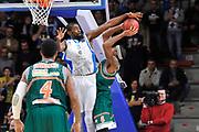 DESCRIZIONE : Eurocup 2014/15 Last32 Dinamo Banco di Sardegna Sassari -  Banvit Bandirma<br /> GIOCATORE : Chuck Davis Shane Lawal<br /> CATEGORIA : Tiro Controcampo Stoppata<br /> SQUADRA : Banvit Bandirma<br /> EVENTO : Eurocup 2014/2015<br /> GARA : Dinamo Banco di Sardegna Sassari - Banvit Bandirma<br /> DATA : 11/02/2015<br /> SPORT : Pallacanestro <br /> AUTORE : Agenzia Ciamillo-Castoria / Luigi Canu<br /> Galleria : Eurocup 2014/2015<br /> Fotonotizia : Eurocup 2014/15 Last32 Dinamo Banco di Sardegna Sassari -  Banvit Bandirma<br /> Predefinita :