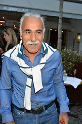 Mansour Bahrami at the Aspall Tennis Classic Players Party hosted by Aspall and Taylor Morris Eyewear at Bluebird, 350 King's Road, Chelsea, London England. 28 June 2017.<br /> Photo by Dominic O'Neill/SilverHub 0203 174 1069/ 07711972644 - Editors@silverhubmedia.com