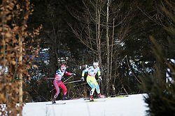 Vesna Fabjan (SLO) during Ladies 1.2 km Free Sprint 1/4 final race at FIS Cross<br /> Country World Cup Planica 2016, on January 16, 2016 at Planica,Slovenia. Photo by Ziga Zupan / Sportida