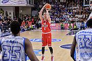 DESCRIZIONE : Beko Legabasket Serie A 2015- 2016 Playoff Quarti di Finale Gara3 Dinamo Banco di Sardegna Sassari - Grissin Bon Reggio Emilia<br /> GIOCATORE : Achille Polonara<br /> CATEGORIA : Tiro Tre Punti Three Point<br /> SQUADRA : Grissin Bon Reggio Emilia<br /> EVENTO : Beko Legabasket Serie A 2015-2016 Playoff<br /> GARA : Quarti di Finale Gara3 Dinamo Banco di Sardegna Sassari - Grissin Bon Reggio Emilia<br /> DATA : 11/05/2016<br /> SPORT : Pallacanestro <br /> AUTORE : Agenzia Ciamillo-Castoria/L.Canu