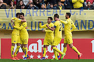 Villarreal CF v Levante Union Deportiva 280216