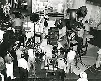 1941 Filming Lousiana Purchase at Paramount Studios