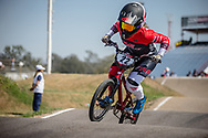#22 (SMULDERS Merel) NED  at Round 9 of the 2019 UCI BMX Supercross World Cup in Santiago del Estero, Argentina