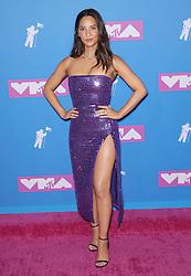August 21, 2018 - New York City, New York, USA - 8/20/18.Olivia Munn at the 2018 MTV Video Music Awards at Radio City Music Hall in New York City. (Credit Image: © Starmax/Newscom via ZUMA Press)