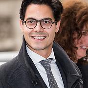 NLD/Amsterdam/20190115 - Koninklijke nieuwjaarsontvangst Nederlandse genodigden, Rob Jetten