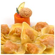 Le Ricette Tradizionali della Cucina Italiana.Italian Cooking Recipes. Tortelli di zucca