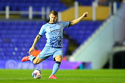 Kyle McFadzean of Coventry City  - Mandatory by-line: Nick Browning/JMP - 20/11/2020 - FOOTBALL - St Andrews - Birmingham, England - Coventry City v Birmingham City - Sky Bet Championship