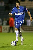 Jim McNulty. Stockport County FC 1-0 Port Vale FC. Johnstones Paint Trophy. Edgeley Park. 2.9.08