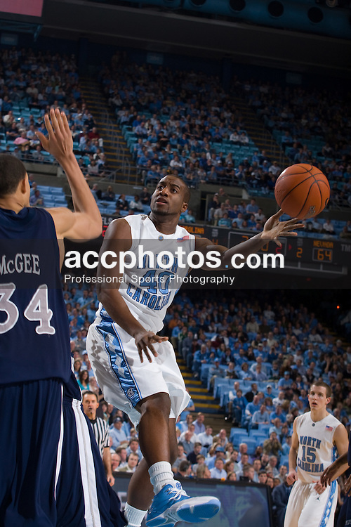 27 December 2007: North Carolina Tar Heels forward Mike Copeland (40) during a 106-70 win over the Nevada Wolf Pack at the Dean Smith Center in Chapel Hill, NC.