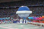 The opening ceremony during the Group A Euro 2016 match between France and Romania at the Stade de France, Saint-Denis, Paris, France on 10 June 2016. Photo by Phil Duncan.