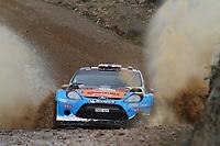 MOTORSPORT - WORLD RALLY CHAMPIONSHIP 2012 - RALLY OF PORTUGAL / RALLYE DU PORTUGAL - FARO (POR) - 28 TO 01/04/2012 - PHOTO : FRANCOIS BAUDIN / DPPI - 10  MADS OSTBERG - JONAS ANDERSSON / CITROEN DS3WRC - ACTION