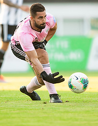 Matko Obradovič of Mura during football match between NK Triglav and NS Mura in 5th Round of Prva liga Telekom Slovenije 2019/20, on August 10, 2019 in Sports park, Kranj, Slovenia. Photo by Vid Ponikvar / Sportida