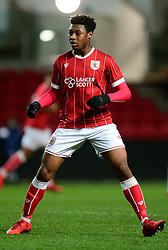 Bristol City's Antoine Semenyo - Mandatory by-line: Alex James/JMP - 13/02/2018 - FOOTBALL - Ashton Gate Stadium - Bristol, England - Bristol City U23 v Liverpool U23 - Premier League Cup