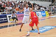 Trento 27 Luglio 2012 - Trentino Basket Cup - Italia Montenegro - <br /> Nella Foto : LUIGI DATOME<br /> Foto Ciamillo/M.Gregolin