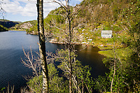 Norway, Sokndal, Løtoft.