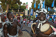 South African ethnic music group