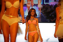 Thursday 6th October 2016.<br /> Canal Walk, Century City,<br /> Cape Town,<br /> Western Cape,<br /> South Africa.<br /> <br /> Cell C SA Lingerie Fashion Show 2016.<br /> <br /> Models and well known local celebrities take to the catwalk during the Cell C SA Lingerie Fashion Show held at Canal Walk Shopping Centre near Cape Town, South Africa on Thursday 6th October 2016.<br /> <br /> Picture By: Mark Wessels / RealTime Images.