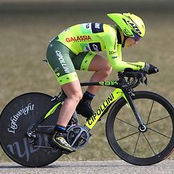 Energieswacht Tour stage 3 Winsum Tatiana Antoshina