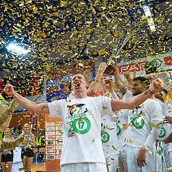 20170219: SLO, Basketball - SPAR Cup 2016/17, Final, KK Union Olimpija vs KK Krka