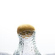 Kiwi in water  - Kiwifruit in water