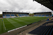 General stadium view during the EFL Cup match between Oxford United and West Ham United at the Kassam Stadium, Oxford, England on 25 September 2019.
