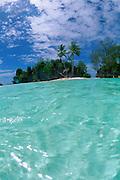 Rock Islands, Palau, Micronesia<br />