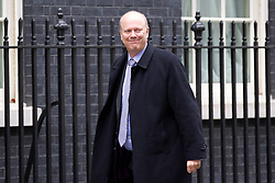 © Licensed to London News Pictures. 07/01/2013. London, UK. The Justice Secretary Chris Grayling is seen on Downing Street in London today (07/01/13) before the first cabinet meeting of 2013. Photo credit: Matt Cetti-Roberts/LNP