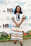 May 14, 2014- Harlem, New York-United States: Janice Savin Williams Vice Chair, HSA Board of Directors attend the Harlem School of the Arts Jump and Wave Benefit held at the Harlem School of the Arts- The Herb Alpert Center on May 18, 2017 in Harlem, New York City. Harlem School of the Arts enriches the lives of young people and their families through world-class training in and exposure to the arts across multiple disciplines in an environment that emphasizes rigorous training, stimulates creativity, builds self-confidence, and adds a dimension of beauty to their lives.(Photo by Terrence Jennings/terrencejennings.com)