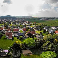 Bad Holzhausen (cidade) fotografado na Alemanha. Registro feito em 2019.<br /> ⠀<br /> ⠀<br /> <br /> <br /> <br /> <br /> <br /> <br /> <br /> <br /> <br /> <br /> ENGLISH: Bad Holzhausen photographed in Germany, in Europe. Picture made in 2019.
