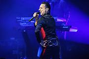 Depeche Mode during the Telekom Street Gig in Berlin, 17.03.2017<br /> Dave Gahan<br /> © Torsten Helmke