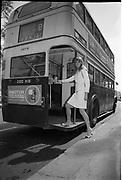 Jeane Shrimpton BOX, C622 June 1966