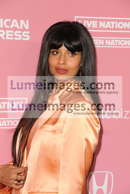 Jameela Jamil at the 2019 Billboard Women In Music held at the Hollywood Palladium in Hollywood, USA on December 12, 2019.