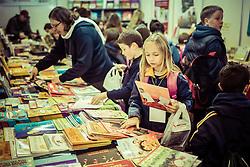 Crianças de todas as idades frequentam a Jornada de Literatura de Passo Fundo. FOTO: Jefferson Bernardes/Preview.com